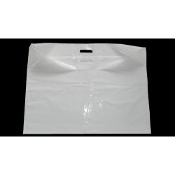 """Carry Bag Plain White- 25""""*22""""*2"""" 250pcs"""