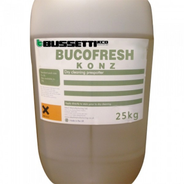 bucofresh knoz-main detergent(25l)-steam