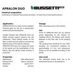 AUROPUR DUO-(25kg) bussett Main Detergent