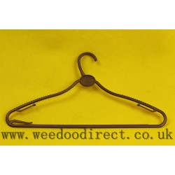 Black flat plastic hanger PP Material 475 P c s/box