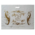 """Carry Bags-golden betterfly full printed--29*22""""+4"""""""