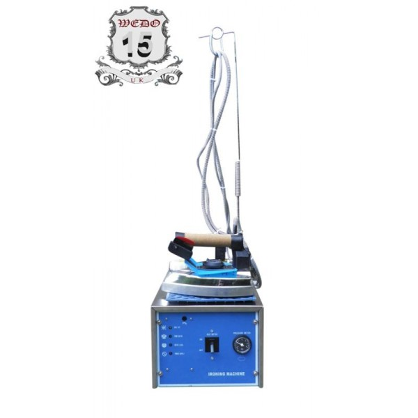 DL-9 semi-automatic steam generator