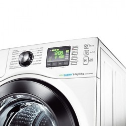Fully Automatic Front Load Washing Machie White2--9kg