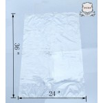 Polythene  Bags--- clear - 24*36 ---5size 5+
